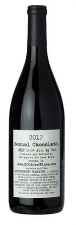 Sexual Chocolate Wine